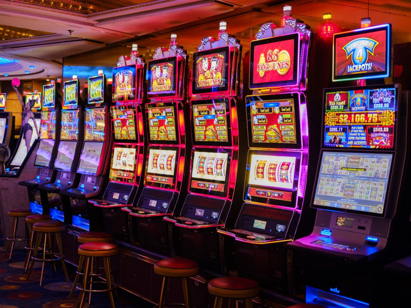 5 Best Casino Slots Giving You 243 Ways to Win