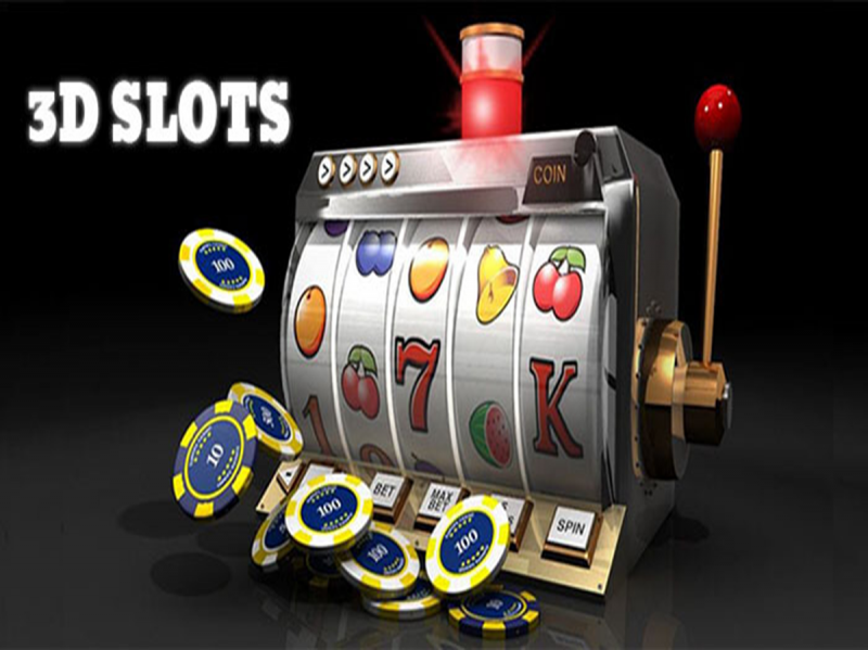 6 Most Captivating 3D Slot Games to Level Up Your Casino Experience
